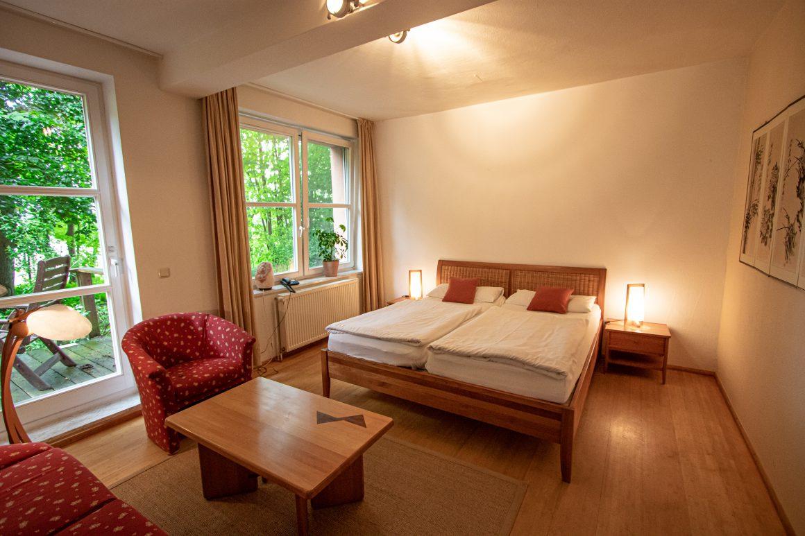 Zimmer der Kategorie Bambus