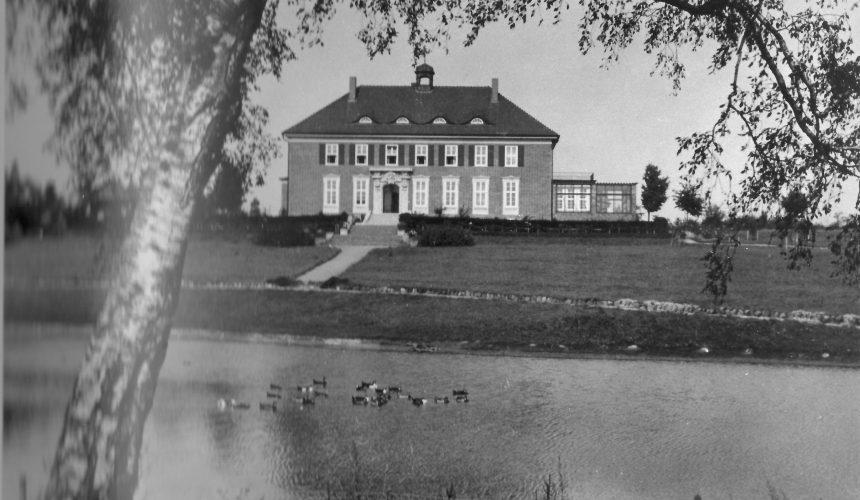 Geschichte des Gutshauses