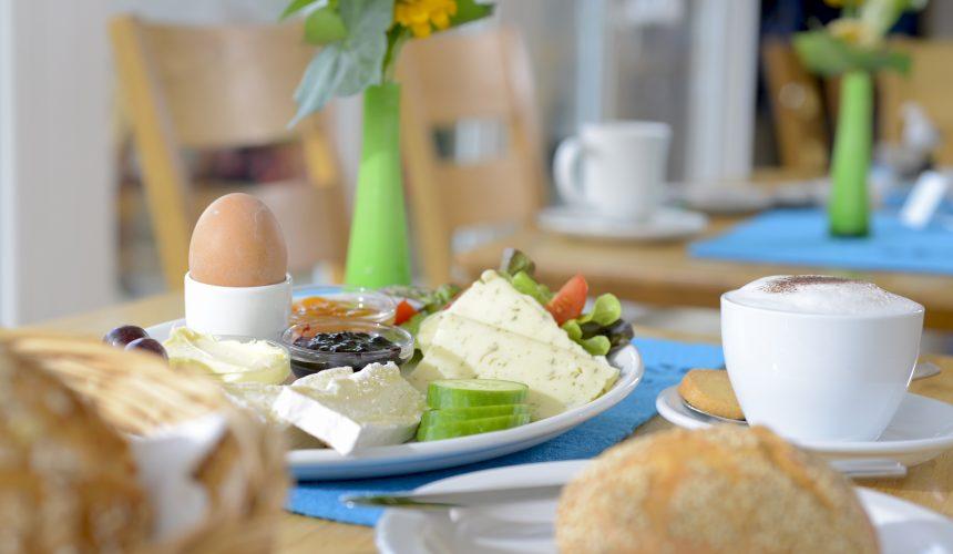 Frühstück Stellshagen und Meer