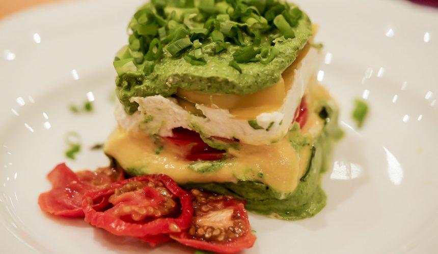 Salatbüfett